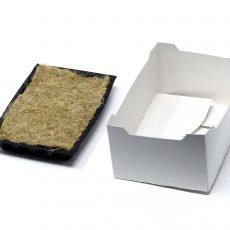 Microgreen Papier/Karton Schale